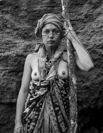 Portrait photography, Anna Panic